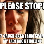 How to Stop Candy Crush Saga Facebook Request Notifications
