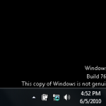 """This copy of Windows is not genuine"" How to Fix Windows 7 Not Genuine Error"