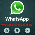 How to Download Whatsapp For Java Mobile Phones (Jar & Jad)