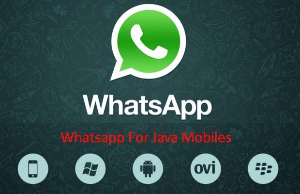 Whatsapp for nokia s40.