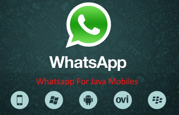 Download WhatsApp for Nokia (Symbian) and Java Phones