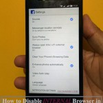 How to Disable Internal Browser in Facebook App for Android