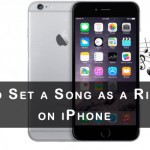 How to Set Your Favorite Song as Ringtone on your iPhone
