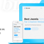 JD Biz One – Responsive Joomla One Page Template
