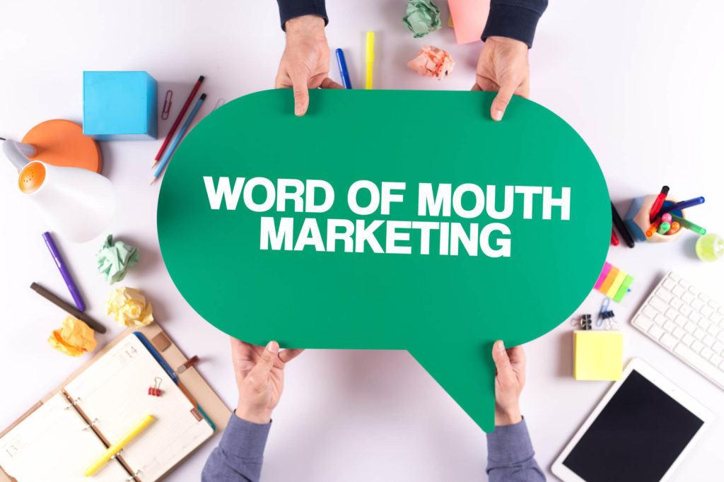 Phenomenal Word Of Mouth Marketing Tactics to Explode Your Brand