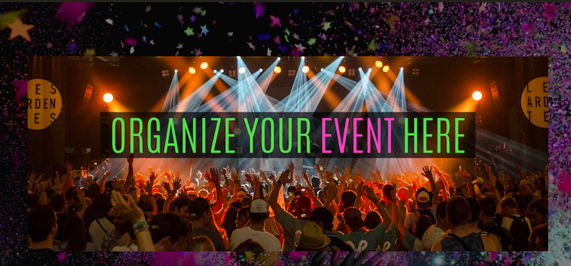 Let Technology Help You Plan Your Events